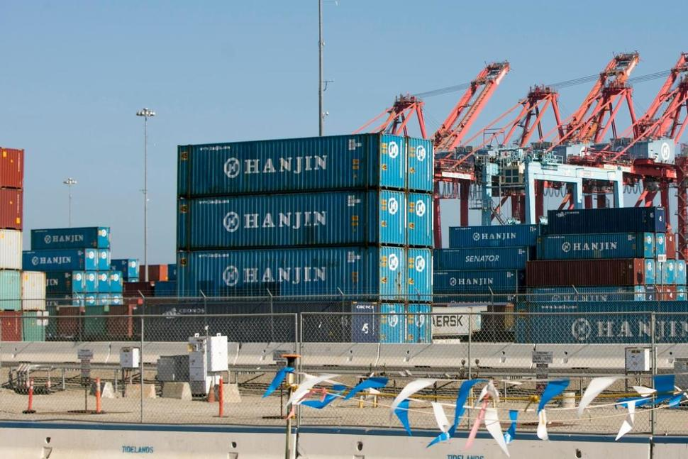 Shipping by sea? Your ocean freight costs may go up by 50% as 45 ships are stranded with over half a million containers as one of the largest shipping companies just filed for bankruptcy