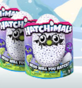 Hatchimals, the hottest toy of the season, needs to air ship their product to meet Christmas shopping season deadlines