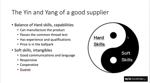 Webinar: The Good, the Bad, and the Ugly sides of Sourcing from China: How to find a trustworthy supplier, The Art of Alibaba, and how to negotiate pricing for your next product