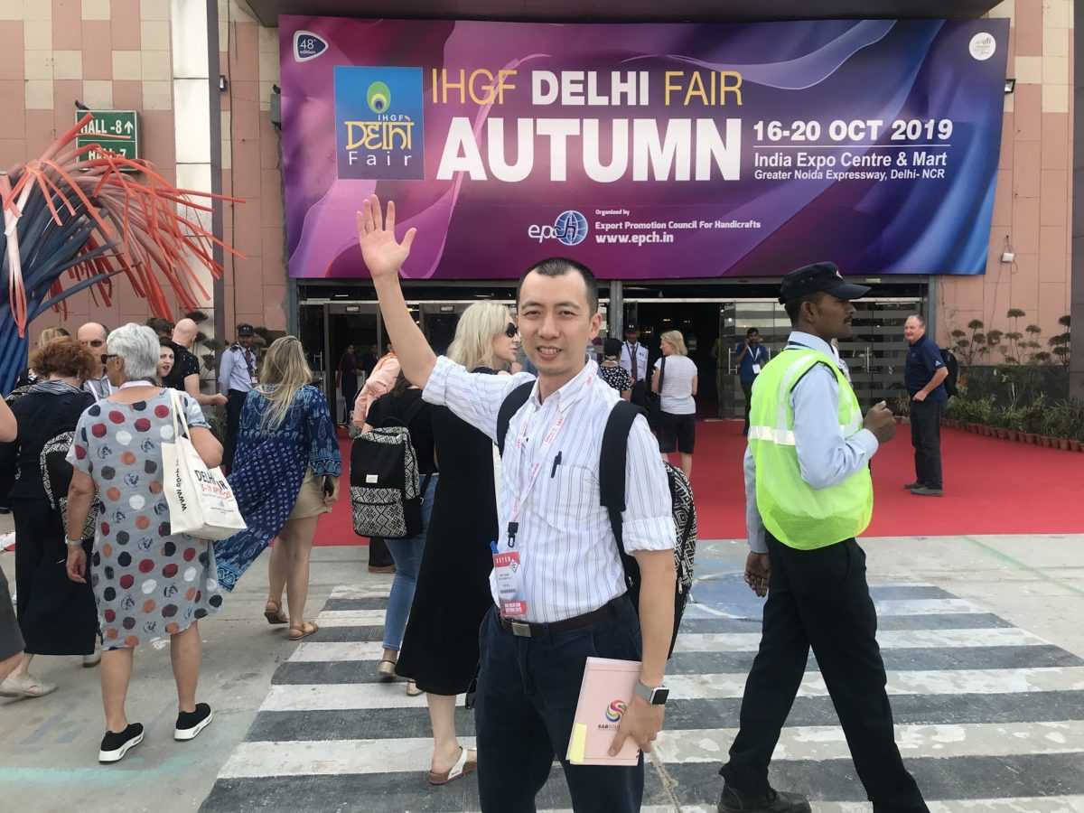Quick Update from India Delhi Fair